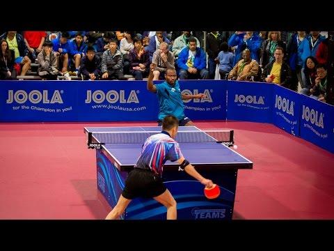 2016 JOOLA North American Teams Championships - Quarterfinals - Table 2