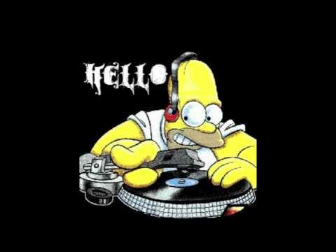 Martin solveig Hello(original remix)