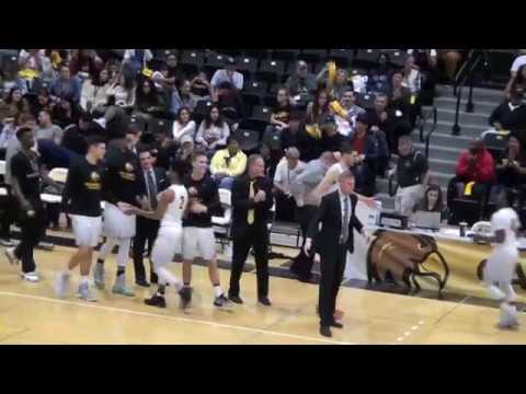 Cal State LA Men's Basketball Homecoming 2017 - YouTube