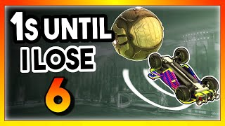 Musty Flick Off Wall | 1's Until I Lose Ep. 6 | Rocket League