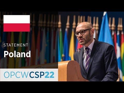 Poland Statement by Mr Marcin Czepelak at CSP-22