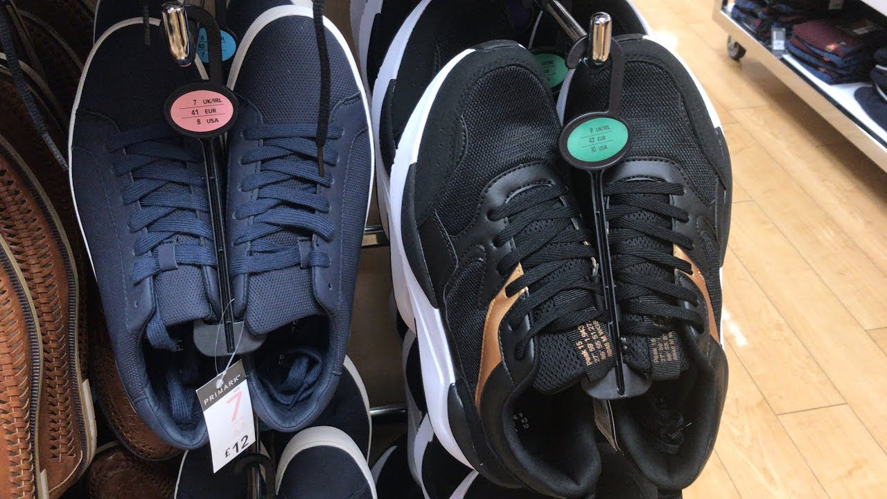 PRIMARK Men's Shoes-September,2019