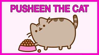 PUSHEEEN THE CAT VIDEOS - Funny Pusheen Video Compilation