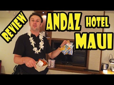 Andaz Maui at Wailea DETAILED Hotel Review