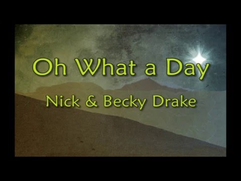 Oh What a Day (Nick & Becky Drake) : Sing Along Lyric Video