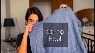 Sping Haul: H&M, Zara, Oysho |Mary and her Cat