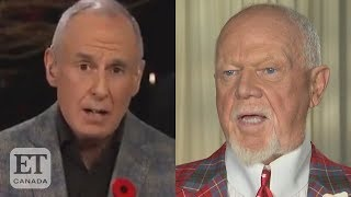 Don Cherry Fired For And39poppyand39 Rant