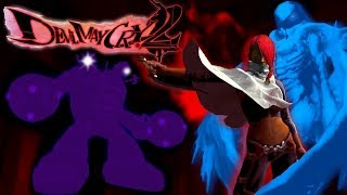 Lucia Mode is a Regrettable Nightmare Part 1 (Devil May Cry 2 let's play)