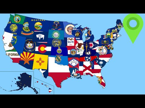 British Person Explains Every State In America