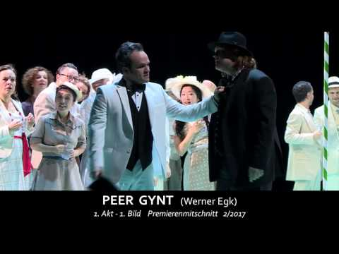 PEER GYNT Werner Egk (Bild 1)