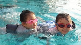 The medley of English Nursery rhymes for kids | Swimming Song By LoveStar