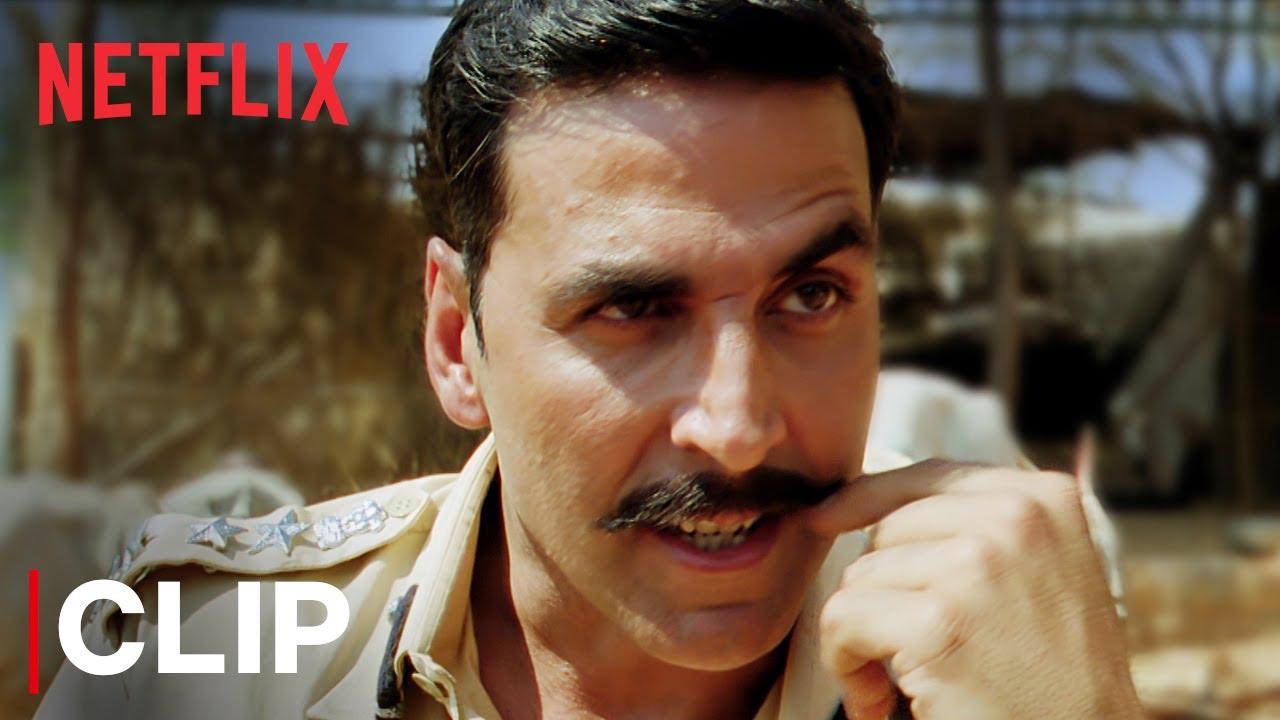 Download Don't Angry Me   Akshay Kumar   Rowdy Rathore   Netflix India