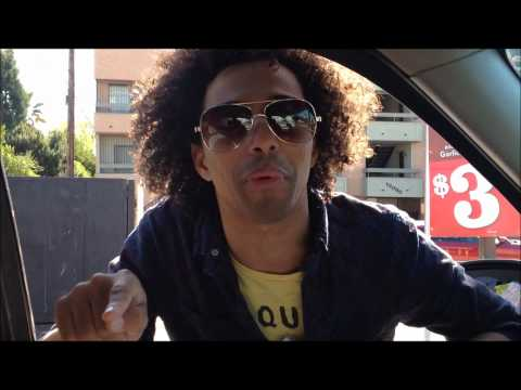 Shangela (D.J. Pierce) Goes to Popeyes for Valentine's Day 2012