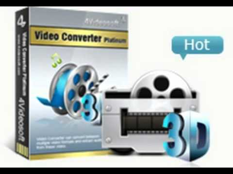 descargar 4Videosoft Video Converter Platinum 5.2.8 full