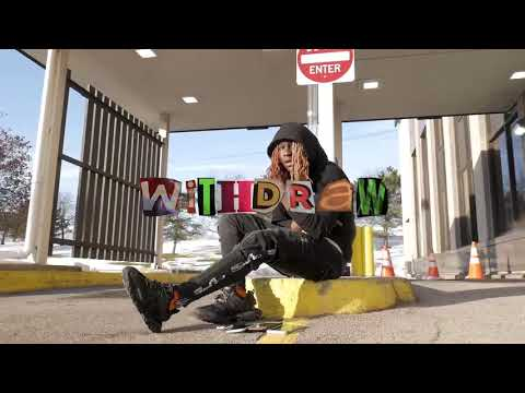 """Glizz- """"Withdraw"""" Ft. K Pi$tol (Official Music Video)"""
