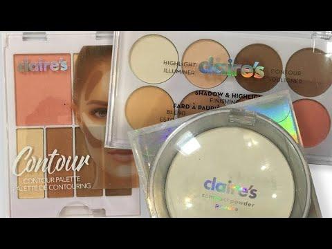 Kristina Kage - Claires Recalling More Makeup Sets Over Asbestos