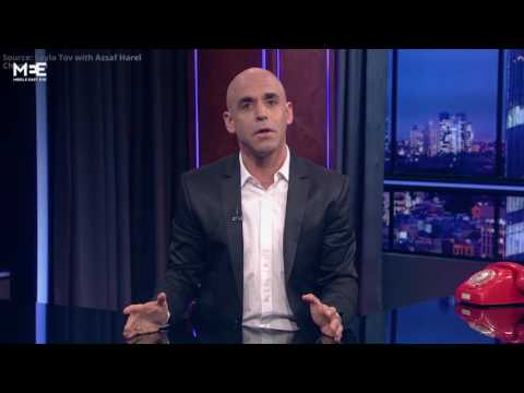 Israeli Comedian Slams Israel For Apartheid