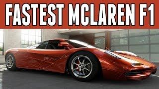Forza 5 Fastest McLaren F1 (270.1mph)