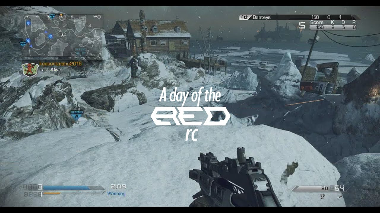 A Day Of #RedRC