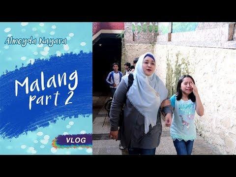 Naya Nangis Masuk Kandang Singa | Vlog Malang Part. 2