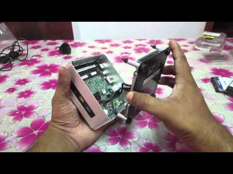 Mini PC Intel® NUC Kit NUC5i3RYH Unboxing and Installation