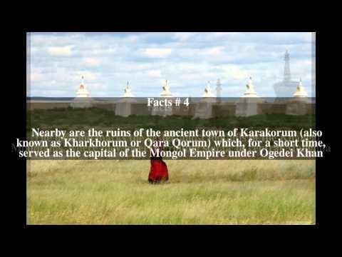 Kharkhorin Top # 7 Facts