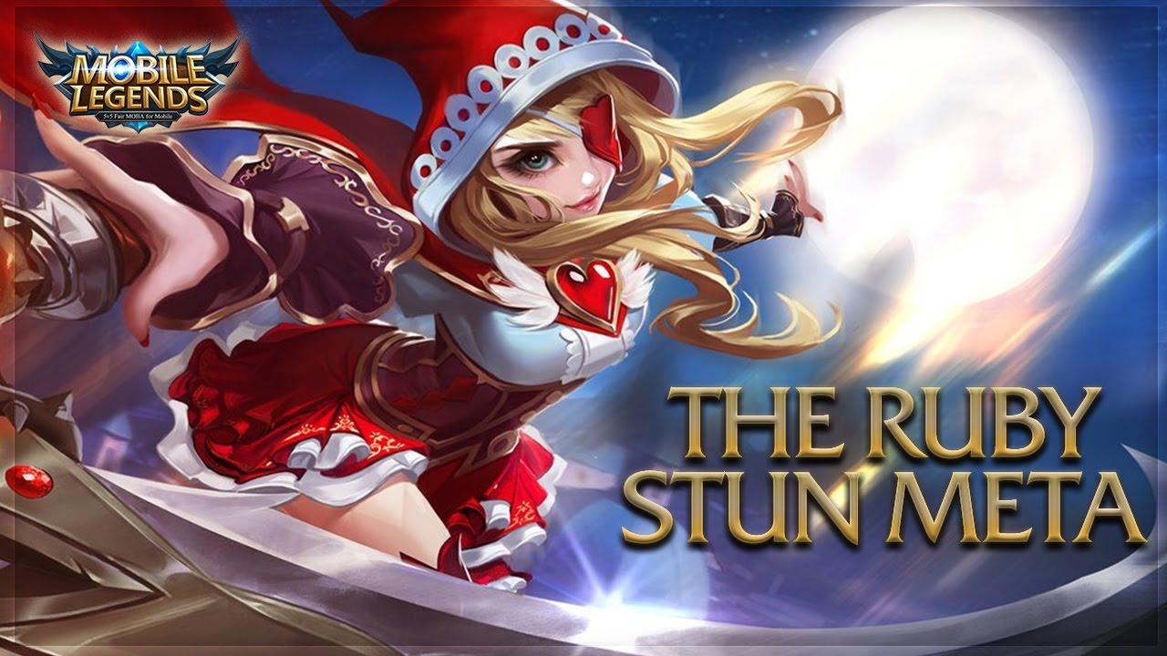 Mobile Legends New Hero Ruby & The Stun Meta