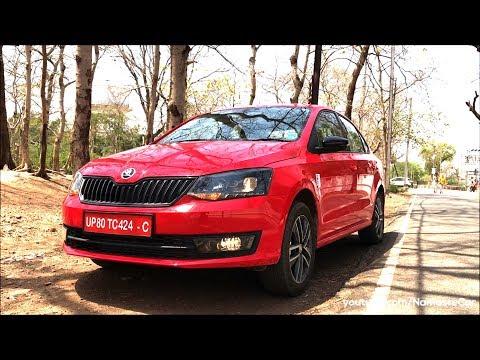 Škoda Rapid Edition TDI 2018   Real-life review