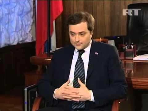 May 21, 2012 Russia_Profile of Russian Deputy Prime Minister Vladislav Surkov