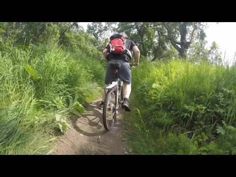 Bike Trip from Kincaid Park