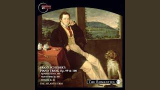 """Piano Trio in E-Flat Major, Op. 148, D. 897, """"Notturno"""""""
