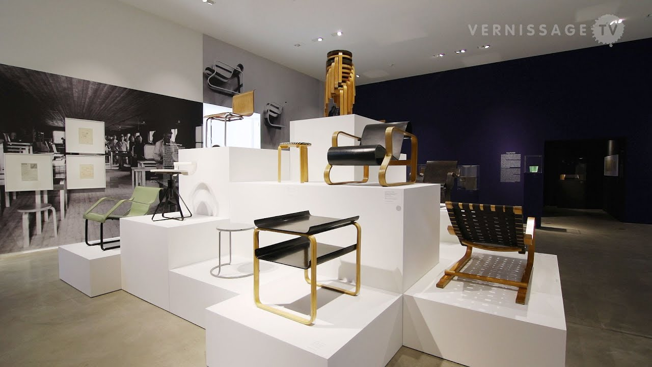 chair design museum office chairs used sale alvar aalto at vitra introduction youtube