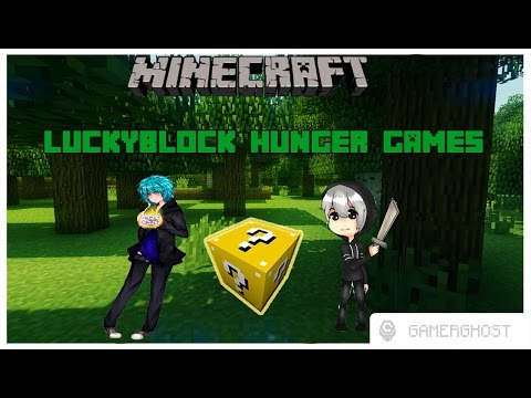 Minecraft Lucky Block Hunger Game - นั้นมันอุลตร้าแมน Ft.Black_Hat Gamer (คนร่วมกิจกรรม)