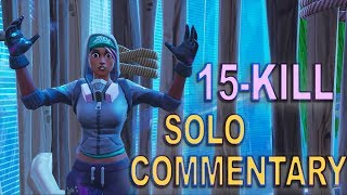 15 Kill Win : Decisionmaking Commentary
