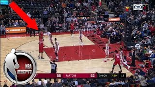 Serge Ibaka and James Johnson trade punches and both get ejected | ESPN