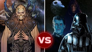 Would the Empire Have Beaten the Yuuzhan Vong? Star Wars Legends: What If