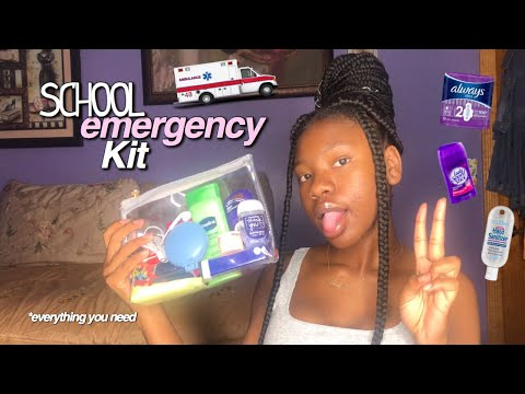 Everything you NEED in your emergency kit thumbnail
