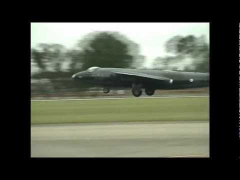 English Electric Canberra bomber B-57