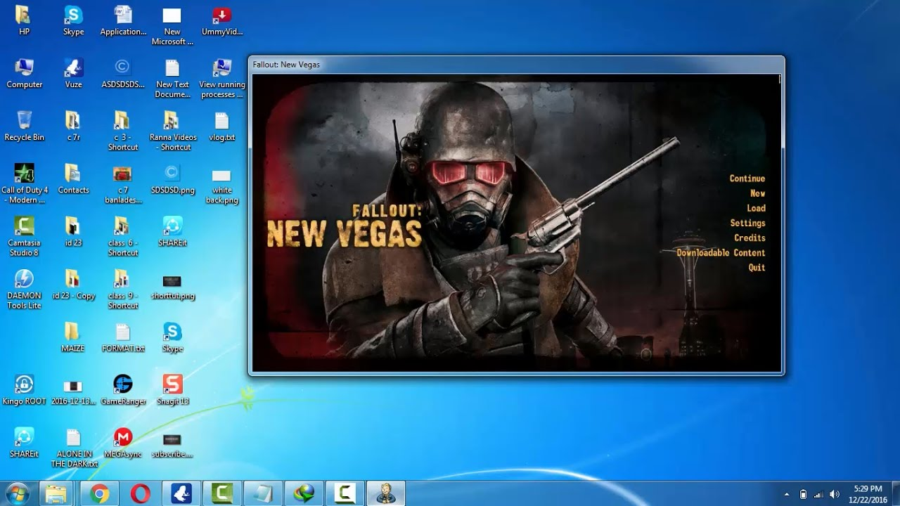 Fallout new vegas download size | Fallout: New Vegas