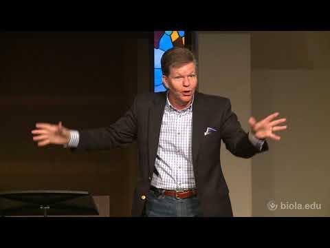 Craig Hazen: So That You Will Know [Talbot Chapel]