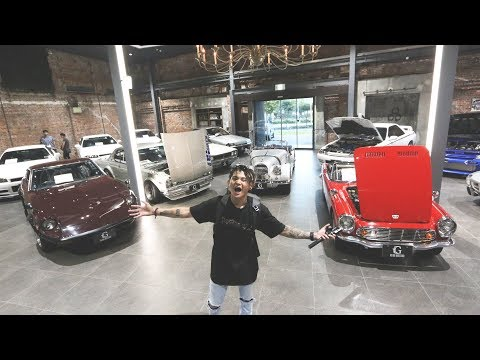 AWESOME CAR MUSEUM!