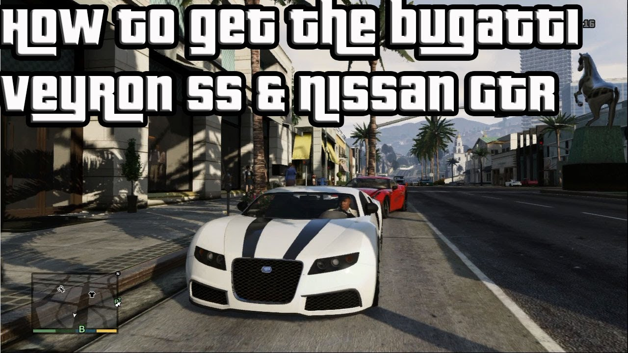 how to find the adder bugatti veyron elergy rh8 nissan gtr in gta v secret cars locations. Black Bedroom Furniture Sets. Home Design Ideas