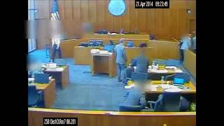 Defendant is fatally shot in Utah courtroom