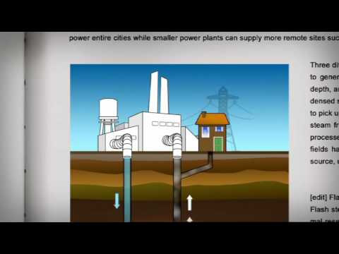 Geothermal Power (Energy Foresight)
