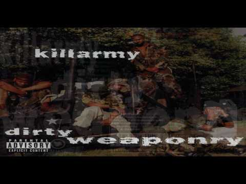 Killarmy - Dirty Weaponry FULL ALBUM