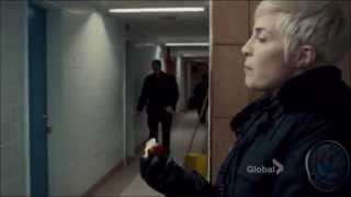 Rookie Blue - 5x4 - Gail checks the laundry room