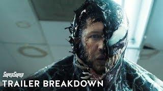VENOM - Official Trailer 2 Breakdown in Hindi   SuperSuper