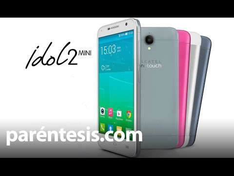 Alcatel One Touch Idol Mini 2, review en español