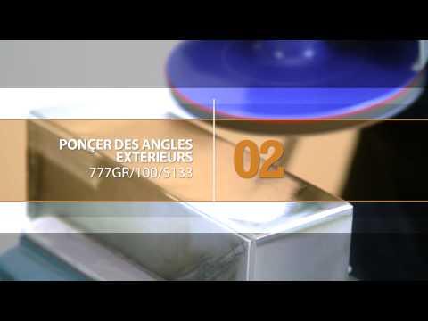 Etape 1 finition bross e p320 1 3 doovi for Polir aluminium miroir