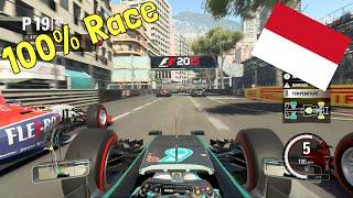F1 2015 - 100% Race at Circuit de Monaco in Rosberg